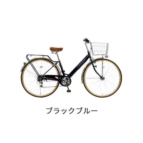 6/11まで当店ならポイント最大45倍自転車27インチCelesteno(セレスティーノ)シティサイクル