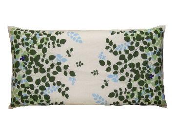 木漏れ日の森 長座布カバーグラウン (グリーン) 綿100% 安心の日本製