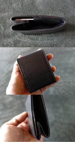 cyproductトラベルカード&コインパース黒