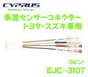 ENDY  東光特殊電線 EJC-310T 車速センサーコネクター  ...