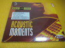 ☆CD:ACOUSTIC MOMENTS Audio's Audiophile N0.21 ZOUNDS GOL...