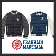 FRANKLIN&MARSHALL フランクリン マーシャル フランクリンマーシャル FRANKLIN & MARSHALL フランクリンアンドマーシャル ダウンジャケット