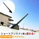 ミラカスタム L275S 285S ショートアンテナ ラジオアンテナ ...