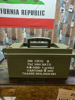 U.SアモボックスARMY弾薬箱工具箱収納ボックスミリタリーアメリカ雑貨[並行輸入品]