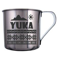 名入れマグカップデザインが選べるステンレスマグカップ約250mlキャンプグランピング登山山ガールアウトドア