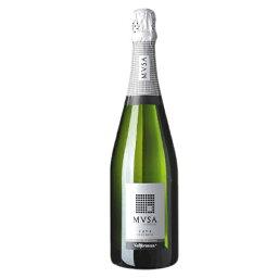 【スパークリング ワイン やや甘口】ヴァルフォルモッサ ムッサ MVSA ブリュット 750ml カバ カヴァ【家飲み】