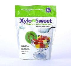砂糖代替甘味料キシリトール粉末です。Xylosweet-キシロスウィート- (キシリトールパウダー)...