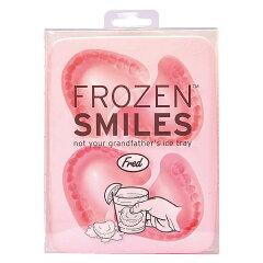 歯型アイストレー (デンチャータイプ)