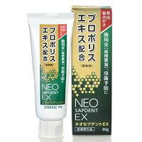森川健康堂ネオセプデントEX1本(80g)【※8月2日以降の発送とさせていただきます】
