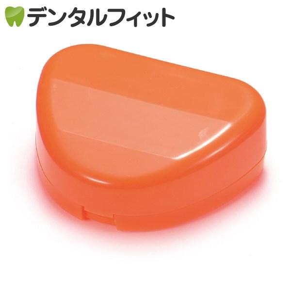 Newリテーナーケース (蛍光オレンジ) 日本製画像