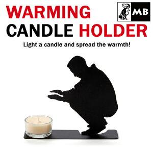 MONKEY BUSINESS WARMING CANDLE HOLDER モンキービジネス ウォーミング キャンドルホルダー 心...