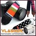 フラッシャー カメラストラップ VLASHOR CAMERA STRAP 一眼レフカメラ カメラストラップ 女子 ...