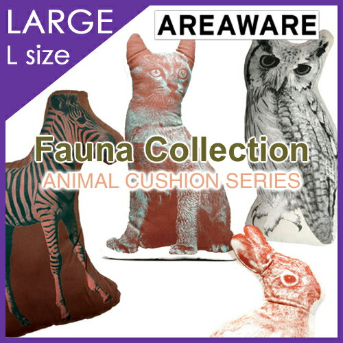 AREAWARE Fauna Collection LARGE L size / エリアウェア ファウナ...
