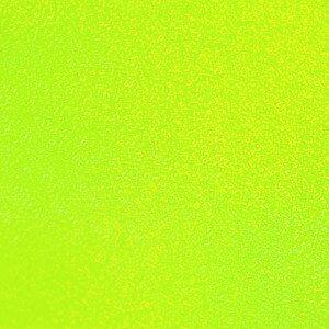 ホログラムシート スパークル(蛍光イエロー)