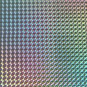 ホログラムシートスパークルシリーズ(粘着ステッカータイプ)
