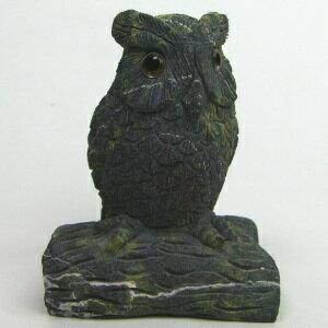 天然石家族フクロウ