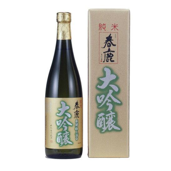 奈良県〈今西清兵衛商店〉春鹿 純米大吟醸-720...の商品画像