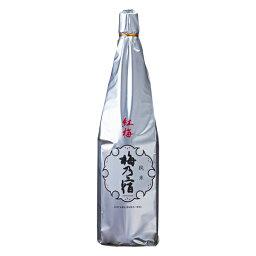 奈良県〈梅乃宿酒造〉梅乃宿 紅梅 純米-1800ml[F2]glm【RCP】_Y170517100031