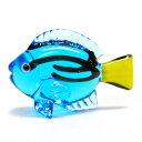 近鉄百貨店で買える「〈海遊館〉手作りガラス ナンヨウハギ[アK]kaiyu【RCP】_I010000004649_0_0_0」の画像です。価格は324円になります。