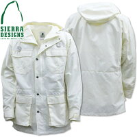 SIERRADESIGNS(������ǥ�����)MOUNTAINPARKA�ޥ���ƥ�ѡ�����White/White1329J
