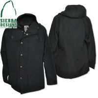 SIERRADESIGNS(������ǥ�����)50thMOUNTAINPARKA60/40PLUSBlack/Black5971J