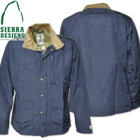SIERRADESIGNS(������ǥ�����)50thPANAMINTJACKETMidnight5891J