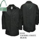 【期間限定ポイント20倍】SIERRA DESIGNS (シエラデザインズ) TACOMA COAT 2 Black 8101
