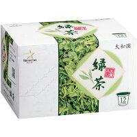 KEURIGBREWSTARK-CupキューリグブリュースターKカップ大和園玉露入り緑茶[1ケース=8箱]