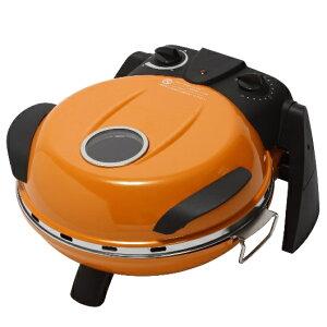 FPM-160ピザメーカーフカイ工業さくさく石窯タイマー付FPM160オレンジ
