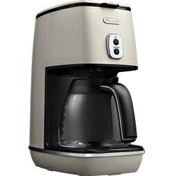 ICMI011J-WドリップコーヒーメーカーDeLonghiデロンギディスティンタコレクションICMI011JWピュアホワイト