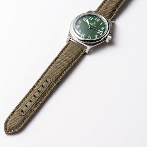 【お取り寄せ】ASC-4979-12腕時計AMPELMANNアンペルマンクォーツラウンドASC497912グリーン【送料無料(北海道1000円沖縄2000円別途加算)】