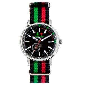 AMT-4975-05腕時計AMPELMANNアンペルマンオートマラウンドブラックAMT497505
