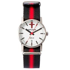 ARI-4976-03腕時計AMPELMANNアンペルマンクォーツラウンドホワイトARI497603
