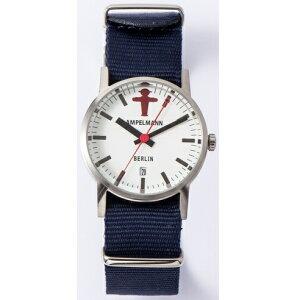 【お取り寄せ】ARI-4976-03腕時計AMPELMANNアンペルマンクォーツラウンドホワイトARI497603【送料無料(北海道1000円沖縄2000円別途加算)】