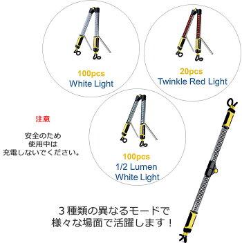 3種類LED
