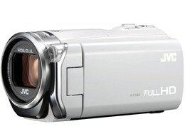 【代引手数料無料】【送料無料】Victor / ビクター ビデオカメラ Everio GZ-E565-W [シルキーホワイト]