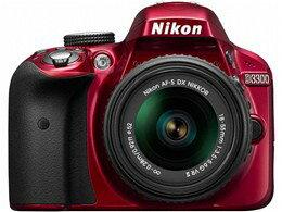 かけがえのない瞬間は、2416万画素で残したい。 ニコンデジタル一眼レフカメラD3300。Nikon / ...