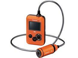 4K30p撮影対応のウェアラブルカメラPanasonic / パナソニック ウェアラブルカメラ HX-A500-D [...