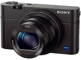 ZEISSバリオ・ゾナーT*24-70mmを搭載したデジタルカメラソニー / SONY デジタルカメラ サイバ...