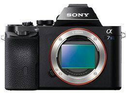 35mmフルサイズセンサー搭載のミラーレス機ソニー / SONY ミラーレス一眼カメラ α7S ILCE-7S ...
