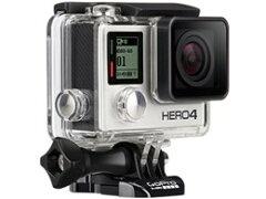GoPro / ゴープロ HERO4 Silver Edition Adventure CHDHY-401-JP 【ビデオカメラ】