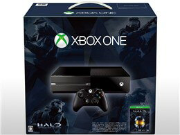 Microsoft / マイクロソフト Xbox One (Halo: The Master Chief Collection 同梱版) 【ゲーム機】