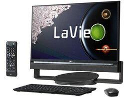 ★NEC LaVie Desk All-in-one DA770/AAB PC-DA770AAB [ファインブラック] 【デスクトップパソコン】