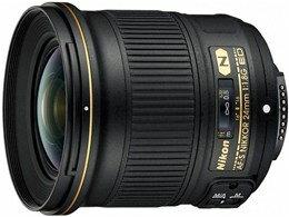 Nikon / ニコン AF-S NIKKOR 24mm f/1.8G ED 【レンズ】