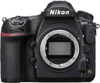 Nikon/ニコンD850ボディ【デジタル一眼カメラ】【送料無料】