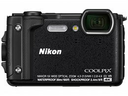 Nikon/ニコンCOOLPIXW300[ブラック]