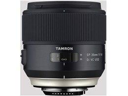 ◎◆ TAMRON SP 35mm F/1.8 Di VC USD (Model F012) [キヤノン用] 【レンズ】