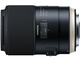 ◎◆ TAMRON SP 90mm F/2.8 Di MACRO 1:1 VC USD (Model F017) [キヤノン用] 【レンズ】