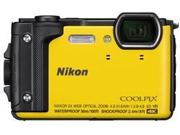 ◎◆ ニコン COOLPIX W300 [イエロー] 【デジタルカメラ】