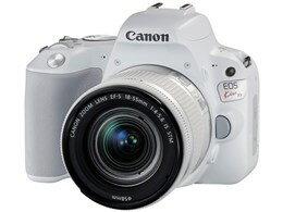 ◎◆ CANON EOS Kiss X9 EF-S18-55 IS STM レンズキット [ホワイト] 【デジタル一眼カメラ】